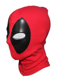 Halloween Mask Cool Marvel Breathable Faux Leather Full Balaclava Hat-GKandaa.net