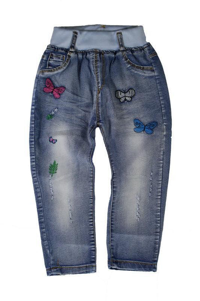 Boys Jeans Hole pants 2-7Years-GKandaa.net