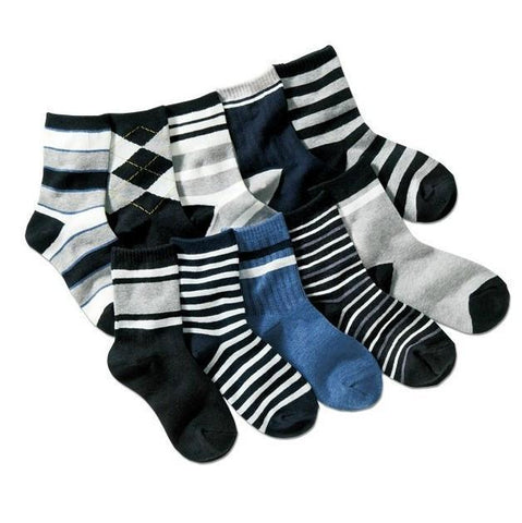 Boys Socks 10pair/ wz51-GKandaa.net