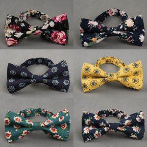 Men's Bow Ties vintage Slim-GKandaa.net