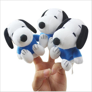 Children's puppet finger Doll Plush Gifts-GKandaa.net
