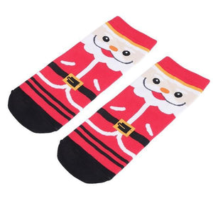 Women's Socks 1 Pair winter Christmas Sock-GKandaa.net