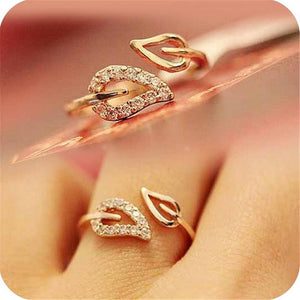 Jewelry Gold plated Rings Wedding Bands-GKandaa.net