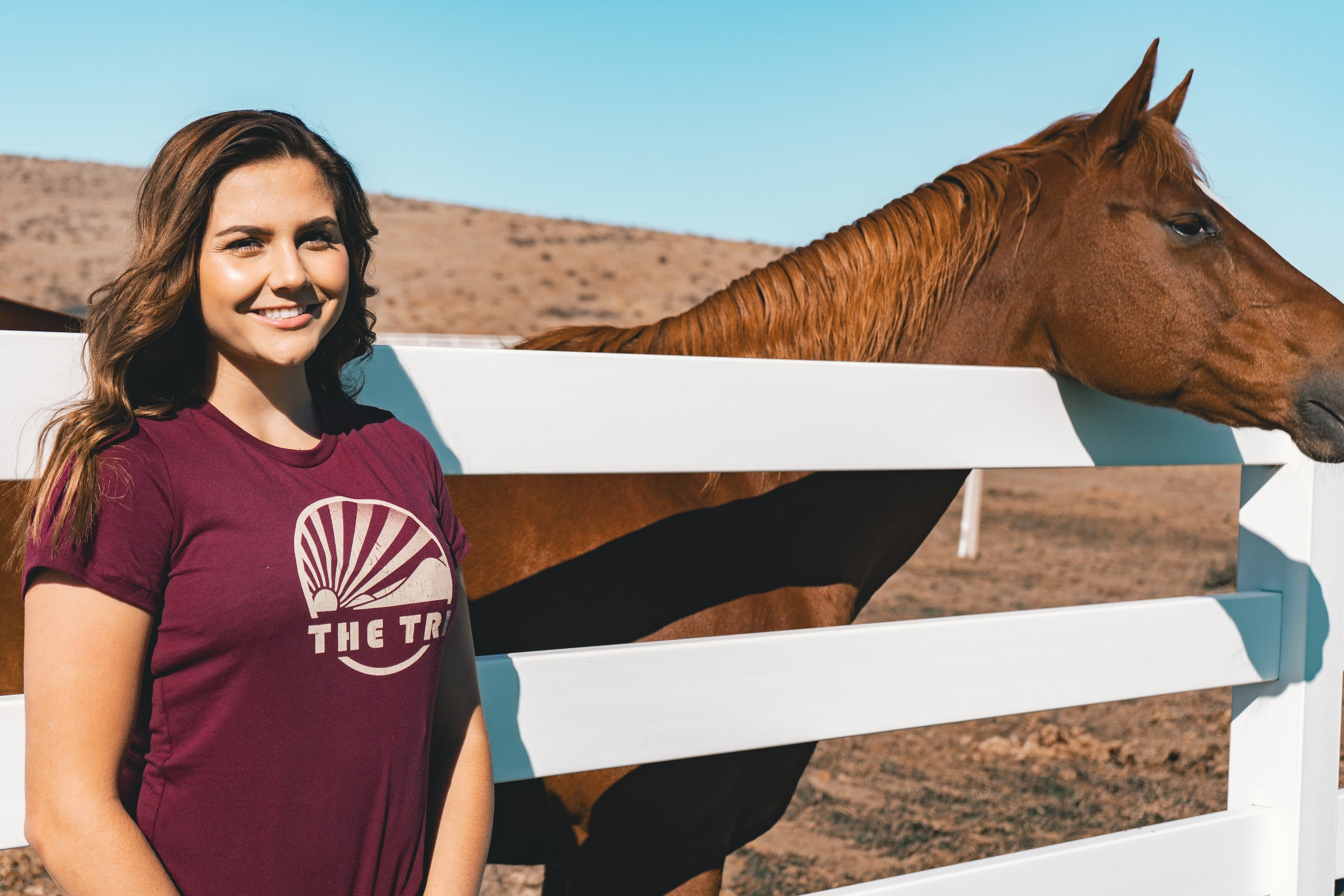 Women's Sunburst tee
