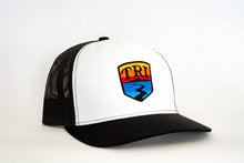Load image into Gallery viewer, Tri Rivers trucker(snapback)