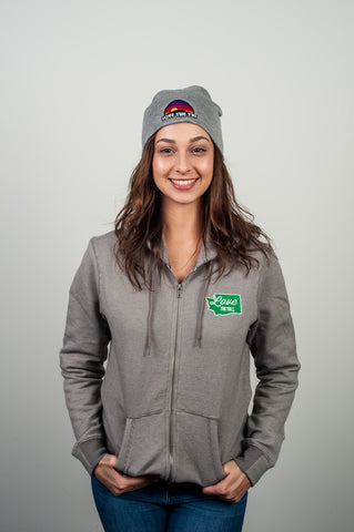 Women's University Light Hoodie