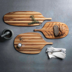 Canoe Cutting & Serving Board