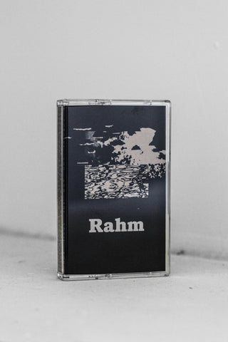 RAHM 'I Forgive You and the Anvil...' CASSETTE TAPE