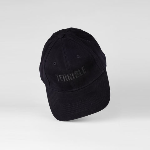 Logo Hat (Black on Black)