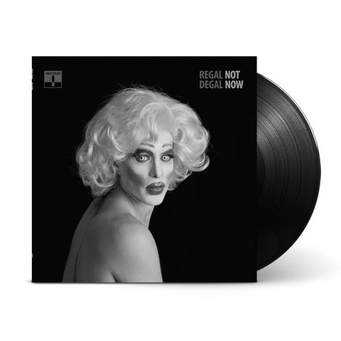 Regal Degal 'Not Now' - LP