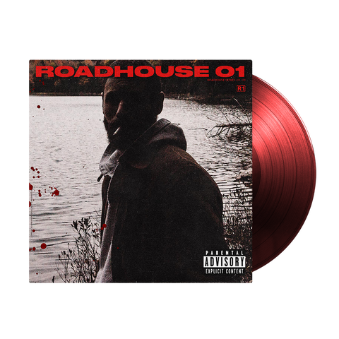 Roadhouse 01 Red LP