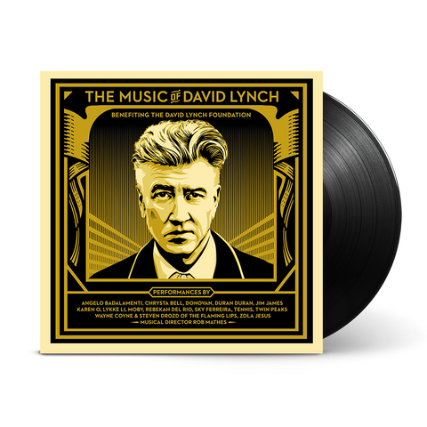 David Lynch Foundation 'Music of David Lynch' - LP