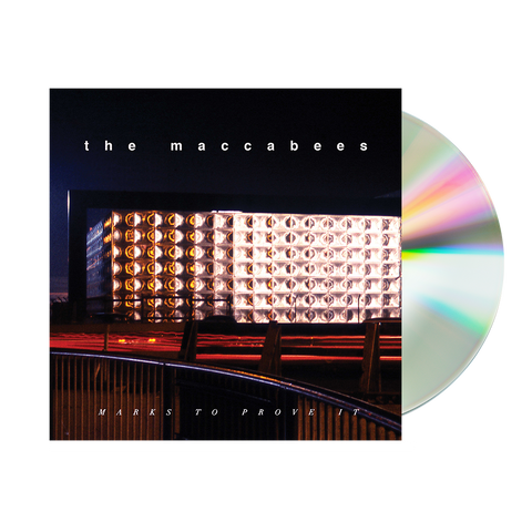 The Maccabees 'Marks to Prove It (Deluxe)' - CD