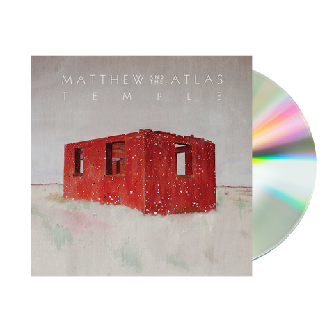 Matthew & the Altas 'Temple - REWORK US' - CD