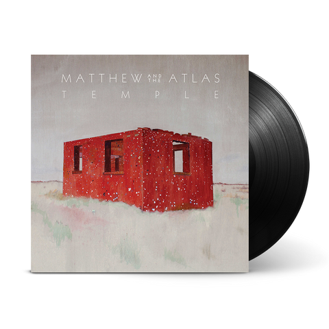 Matthew & the Altas 'Temple' - LP