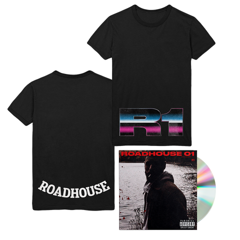 Roadhouse 01 CD + T-Shirt