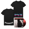Roadhouse 01 Red LP + T-shirt