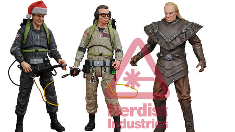 Diamond Select Toys Unveil Their First GHOSTBUSTERS II Figures toysintheattic.co.uk