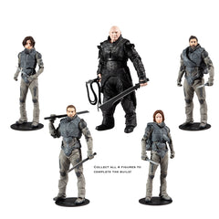Dune BAF Mcfarlane Action Figure Series 1 Set of 4 (Pre-Order)