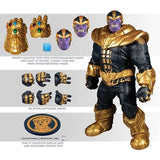 Mezco One : 12 Collective Thanos Action Figure with Light Up Feature (Pre-Order) - toysintheattic.co.uk