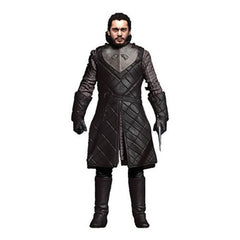 Game of Thrones Jon Snow Mcfarlane Action Figure - toysintheattic.co.uk