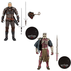 The Witcher 3: The Wild Hunt Geralt of Rivia Series 1 Action Figure (Pre-Order)