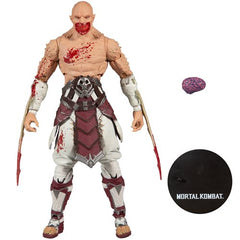 Mortal Kombat Series 4 - Bakara (Bloody Version) Mcfarlane Action Figure