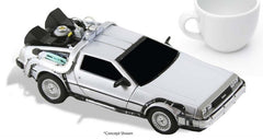 Back to the Future 1/16 Diecast – Delorean Time Machine