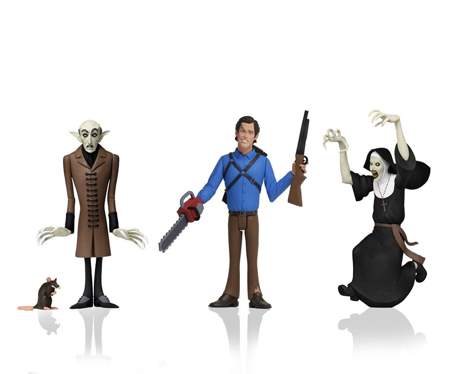 Toony Terrors Series 3 Action Figure Set (Pre-Order) - toysintheattic.co.uk