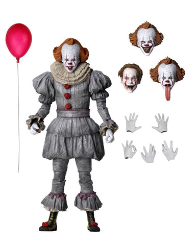 It Chapter 2 Pennywise Ultimate 7-Inch Scale Action Figure (Pre-Order)