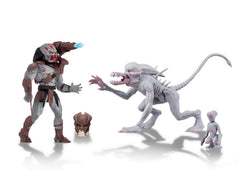 Alien & Predator Classics Wave 1 Set of 2 Figures (Pre-Order) - toysintheattic.co.uk