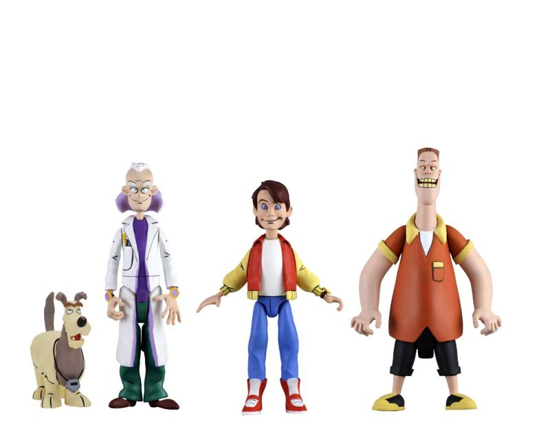 Back to the Future 6″ Scale Action Figure – Toony Classics Assortment