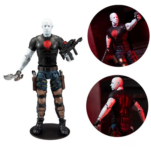 "Bloodshot Movie 7""Action Figure"