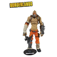 Borderlands 2 Krieg 7-Inch Action Figure - toysintheattic.co.uk