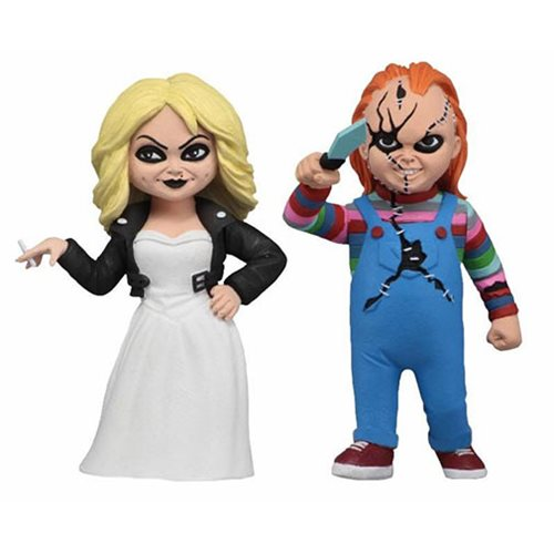 Bride of Chucky 2 Toony Terrors 6-Inch Action Figure 2-Pack - toysintheattic.co.uk