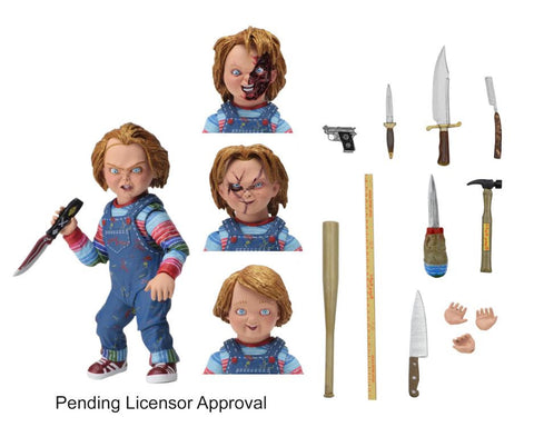 Child's Play Ultimate Chucky Neca Action Figure