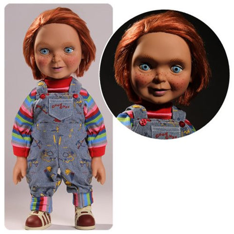 Child's Play Good Guys Chucky 15-Inch Talking Doll