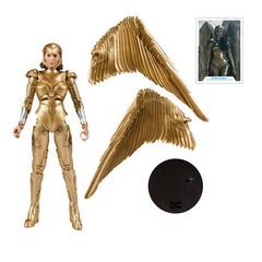 DC Multiverse Wave 2 Wonder Woman 1984 Gold Costume 7-Inch Action Figure