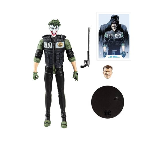 DC Multiverse Batman White Knight Joker 7-Inch Action Figure (Pre-Order)