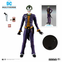 DC Multiverse Gaming Wave 1 Arkham Asylum Joker 7-Inch Action Figure (Pre-Order) - toysintheattic.co.uk