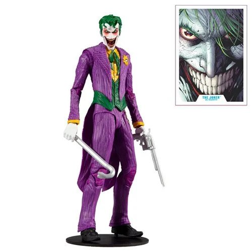 DC Multiverse Wave 3 Modern Comic Joker 7-Inch Action Figure (Pre-Order)