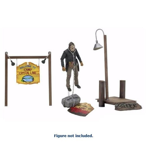 Friday the 13th Deluxe Action Figure Accessory Set