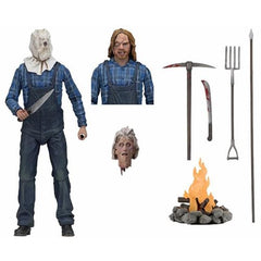Friday the 13th Part 2 Jason Ultimate 7-Inch Scale Action Figure (Pre-Order) - toysintheattic.co.uk