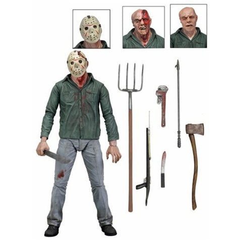 Friday the 13th Part 3 Jason Ultimate 7-Inch Action figure