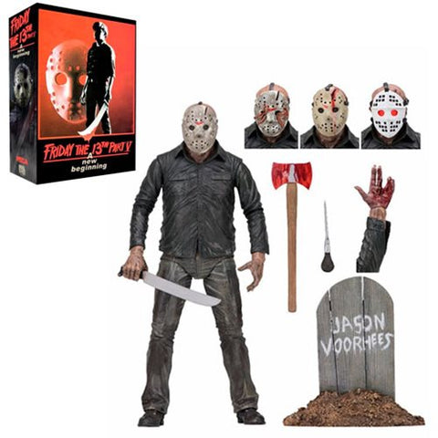 Friday the 13th: Part 5 Dream Sequence Jason Ultimate Action Figure (Pre-Order)