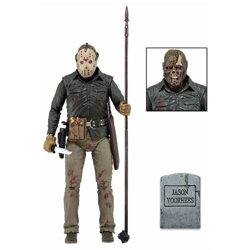 Friday the 13th Part VI: Jason Lives Scale Action Figure - toysintheattic.co.uk