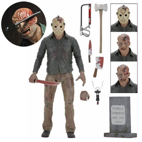 Friday the 13th Part 4- Jason Final Chapter Ult Jason Action figure