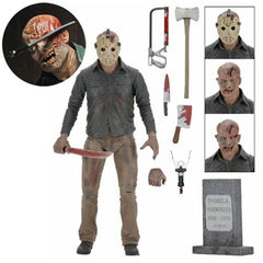 Friday the 13th - Final Chapter Ult Jason Action figure (Pre-Order) - toysintheattic.co.uk
