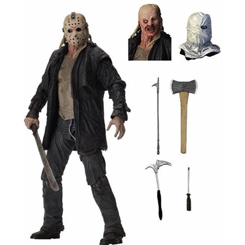 Friday the 13th Ultimate Jason Voorhees 7-Inch Scale Action Figure - toysintheattic.co.uk