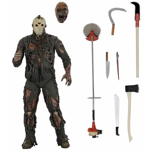 Friday the 13th Part 7: New Blood Ultimate Jason Voorhees 7-Inch Scale Action Figure (Pre-Order)